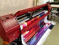 Печать на ламинированном баннере