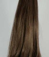 Набор натуральных волос на клипсах 50 см оттенок №10 160 грамм