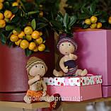 Шоколадно-ванильный пупс Шмупс!, фото 3