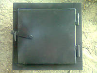 Духовка металлическая для  печки  300*300*410 мм  S - 2 мм (Вес - 14 кг)
