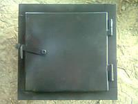 Духовка металлическая для традиционных печей 300*300*400 мм  S - 2 мм ( Вес - 15 кг))