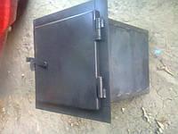 ✅ Духовка металлическая, толщина - 2 мм, размер - 30 х 30 х 40 см, вес - 14 кг