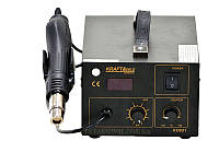 Термоповітряна паяльна станція KRAFT&DELE 850BD (KD851), фото 1