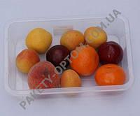 Пищевой лоток прозрачный №0 1.7л