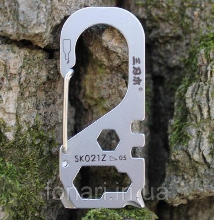 Мультифункциональный карабин Sanrenmu SK021Z