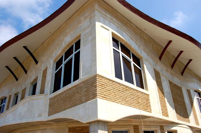 Материалы для отделки стен и фасадов
