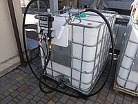 Топливораздаточный модуль на базе еврокуба 1м3 12В