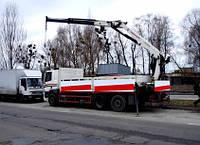 Аренда Крана Манипулятора DAF CF 380 10 Тонн