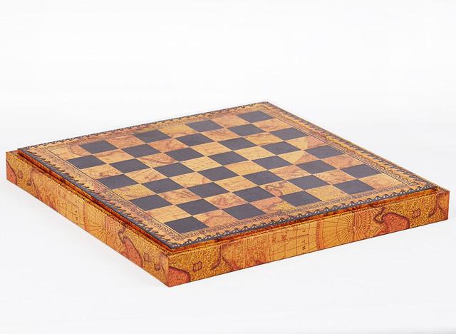 доска для шахмат подарочная