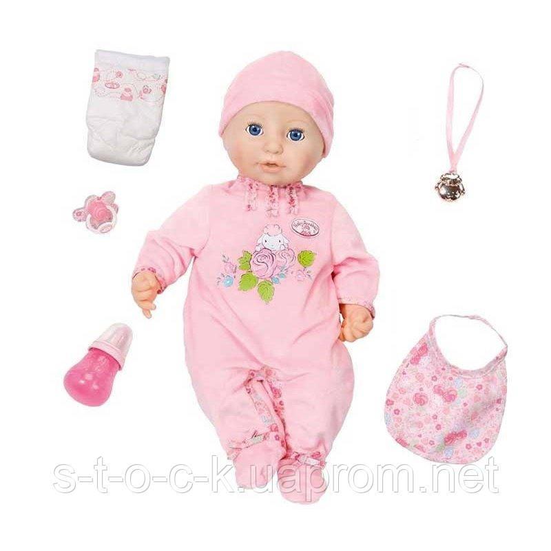 Baby Born кукла Baby Annabell 43cm. код 794401