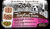 Консервы Zoe Tempting Trios для собак с лососем и курицей, 100 г