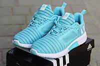 Кроссовки Adidas (голубые)