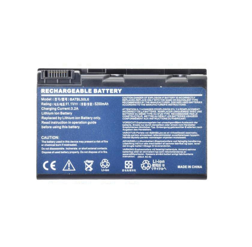 Батарея для ноутбука Acer 5630 5650 5680 9100