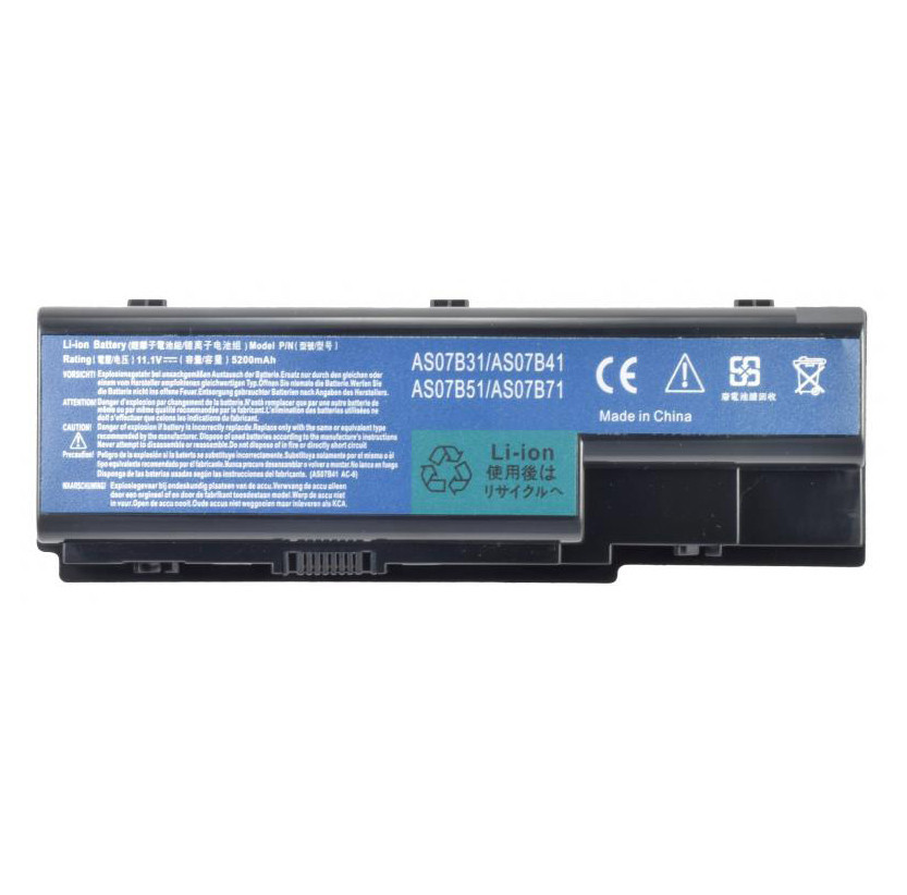 Батарея для ноутбука B053R012-9002 BT.00603.033 BT.00603.042 BT.00604.018 BT.00803.024 BT.00804.020