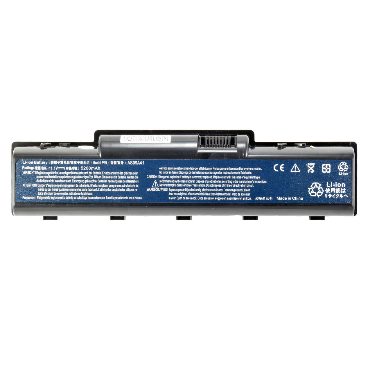 Батарея для ноутбука AS09A73 AS09A75 AS09A90 BT.00603.076 BT.00605.036 BT-00603-076 L09M6Y21