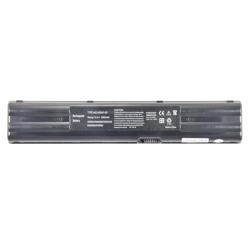 Батарея для ноутбука Asus A3 Ac Fc Fp Hf Vc Vp