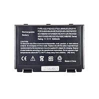 Батарея для ноутбука Asus K70 IJ IO X50 X65 X70