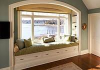 Металлопластиковые окна любой конфигурации