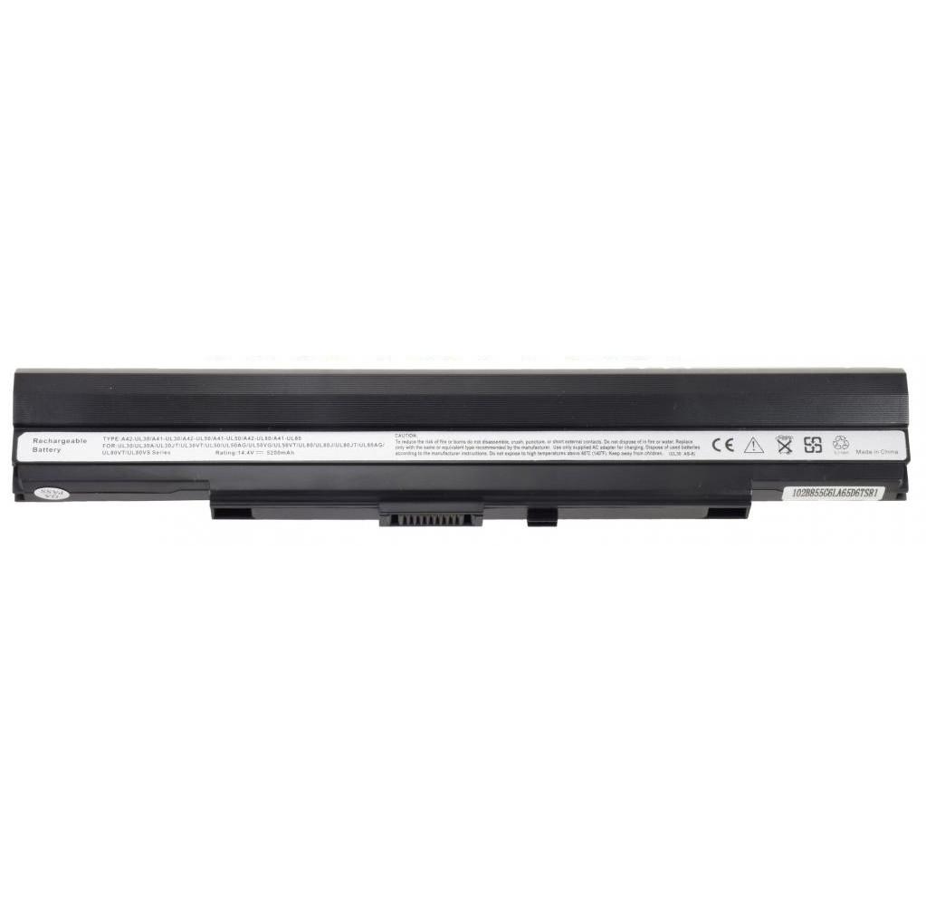 Батарея для ноутбука A42-UL30 A31-UL30 A42-UL50 A41-UL50 A42-UL80 A41-UL80 A31-UL50 A31-UL80