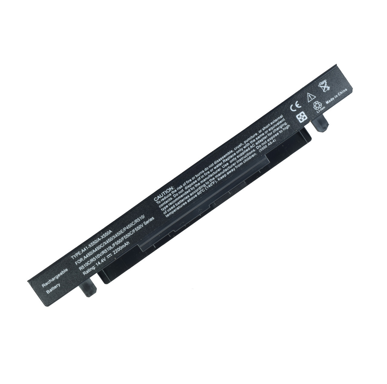 Батарея для ноутбука Asus A41-X550 A41-X550A x55l82h