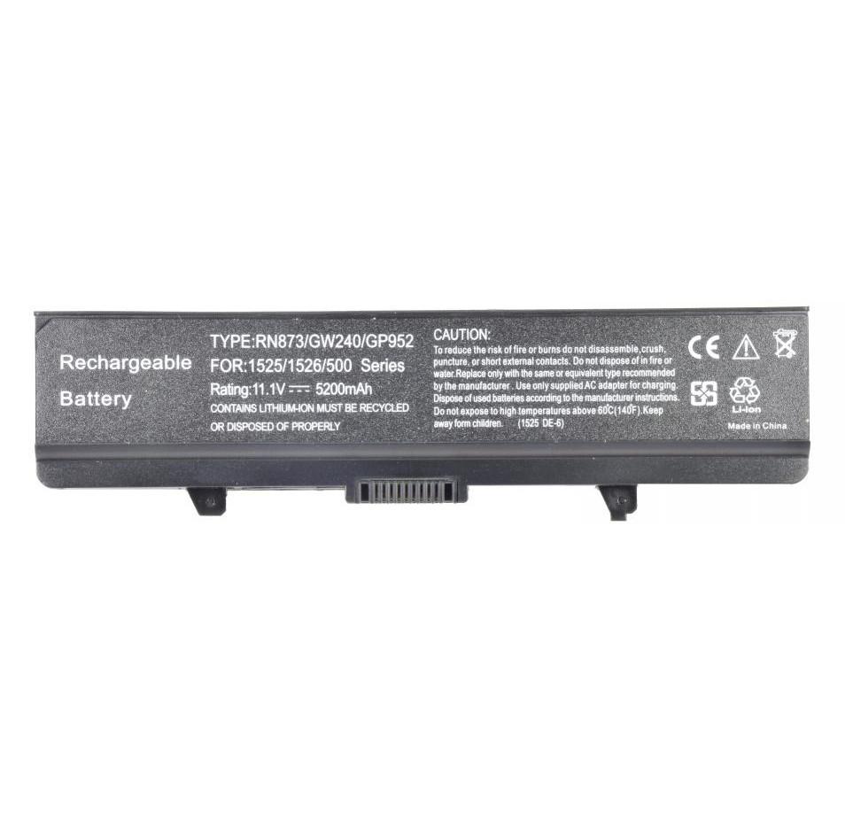 Батарея для ноутбука 0WK379 0WK380 0WK381 0WP193 0X284G 0XR682 0XR693 0XR694 0XR697 312-0940 312-0941