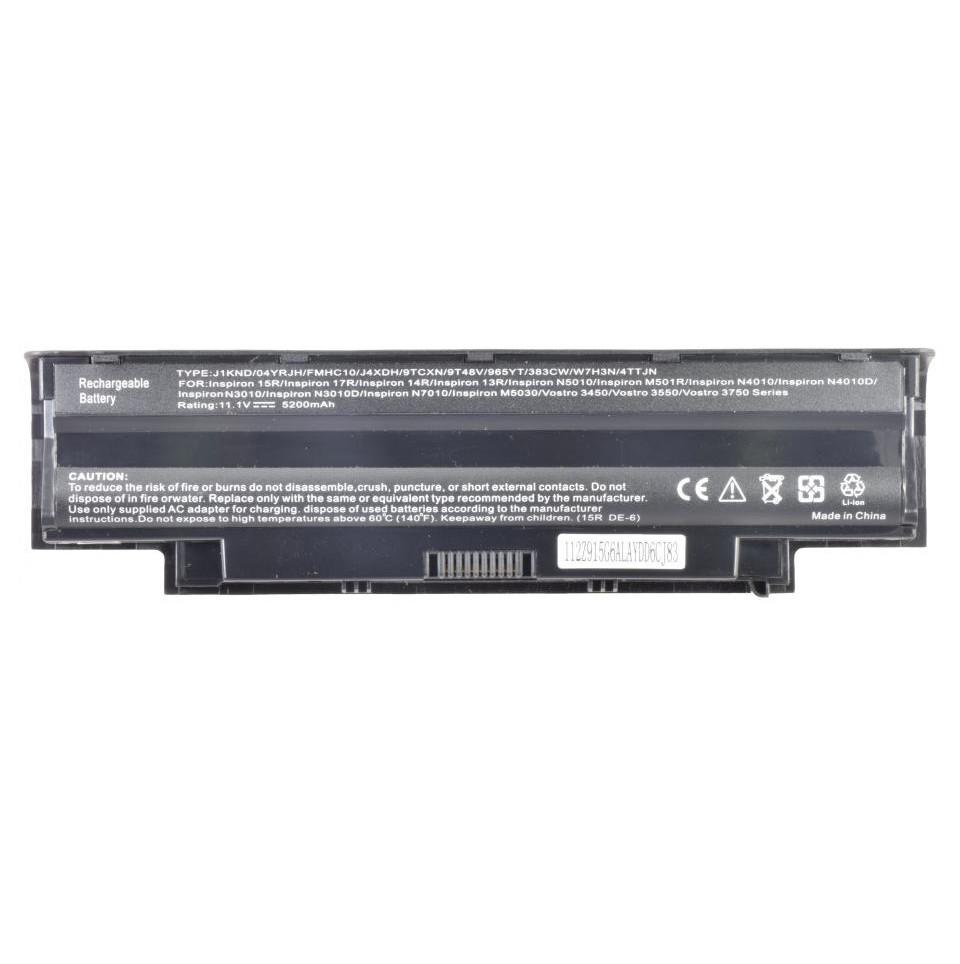 Батарея для ноутбука Dell 451-11474 4T7JN 7XFJJ 965Y7 FMHC10 TKV2V YXVK2 312-0233