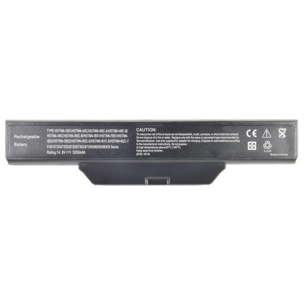 Батарея для ноутбука HP COMPAQ 550 610 Business Notebook 6720s 6720s/CT 6730s 6730s/CT 6735s 6820s 6830s 14.8V