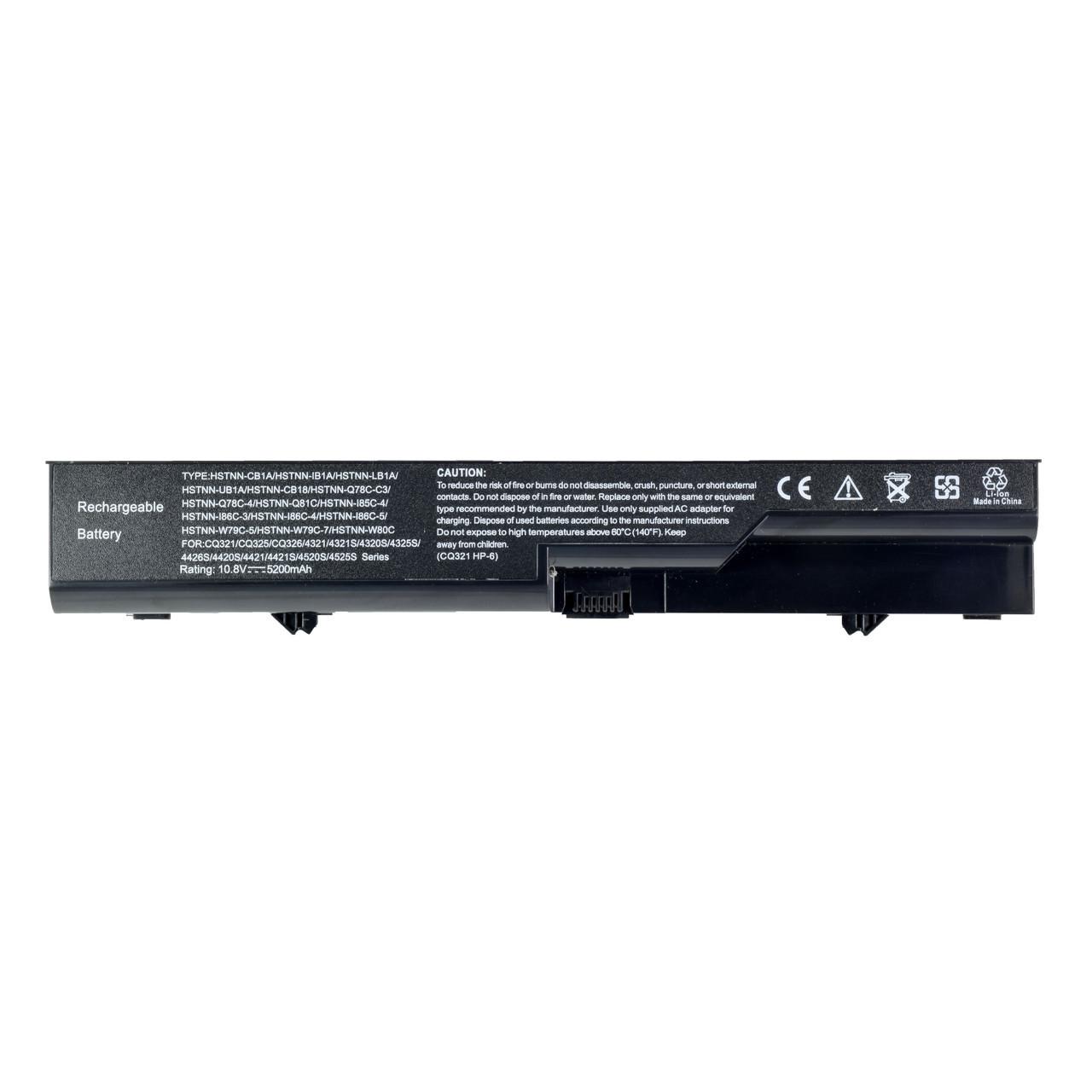 Батарея для ноутбука 592909-721 592909-741 593672-001 BQ350AAABA BQ350AAAC3 HSTNN-CB1B HSTNN-DB1B