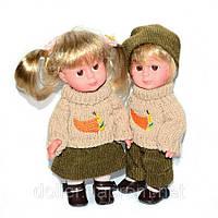 Детские куклы Горацио и Хелена 18 см. Парочка