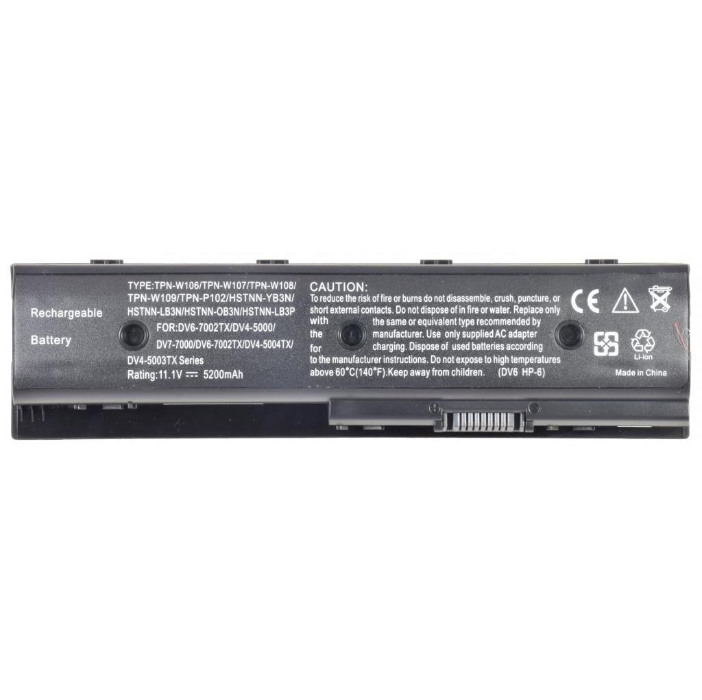 Батарея для ноутбука 672326-251 672326-421 672412-001 H2L55AA H2L56AA HSTNN-DB3P HSTNN-IB3N