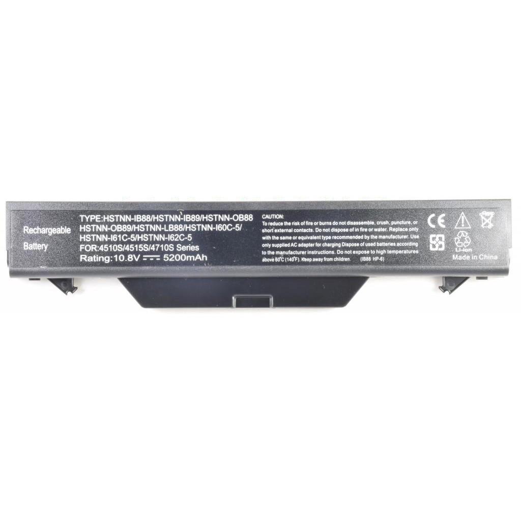 Батарея для ноутбука HP 572032-001 HSTNN-OB88 HSTNN-XB88 NBP8A157B1 HSTNN-OB89 HSTNN-IB88 513130-321