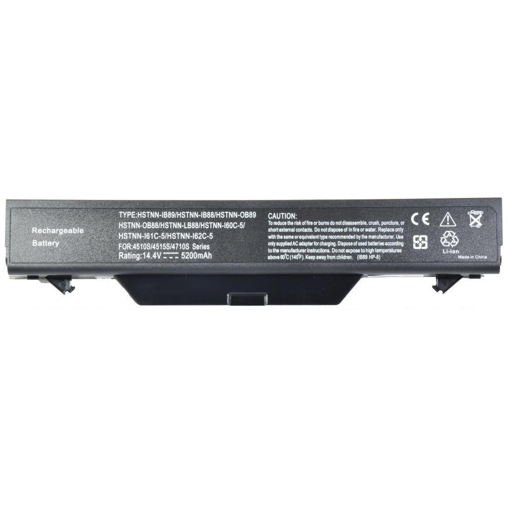 Батарея для ноутбука HP ProBook 4510s 4510s/CT 4515s 4515s/CT 4710s 4710s/CT 14.8V