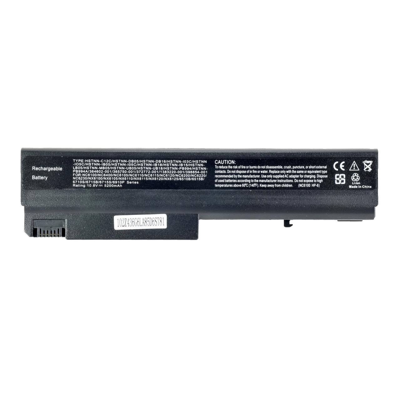 Батарея для ноутбука HSTNN-XB11 HSTNN-XB18 HSTNN-XB28 PB994 PB994A PB994ET PQ457AV 382533-001
