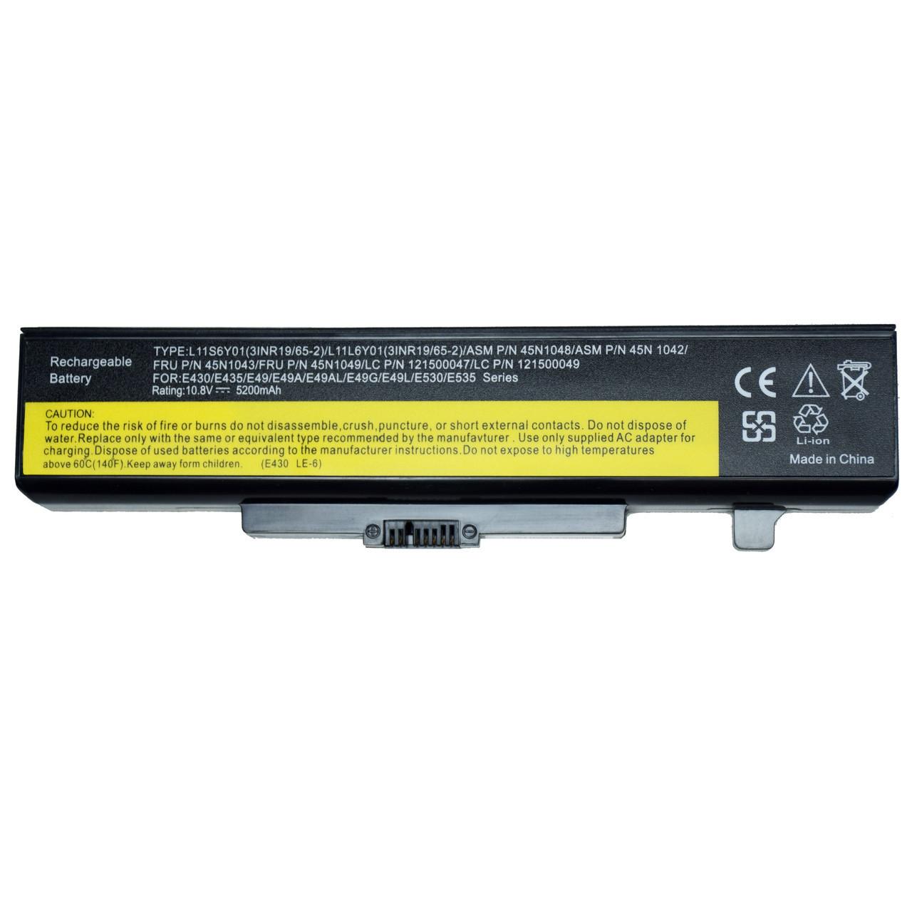 Батарея для ноутбука LENOVO  L11S6Y01 45N1055 G580