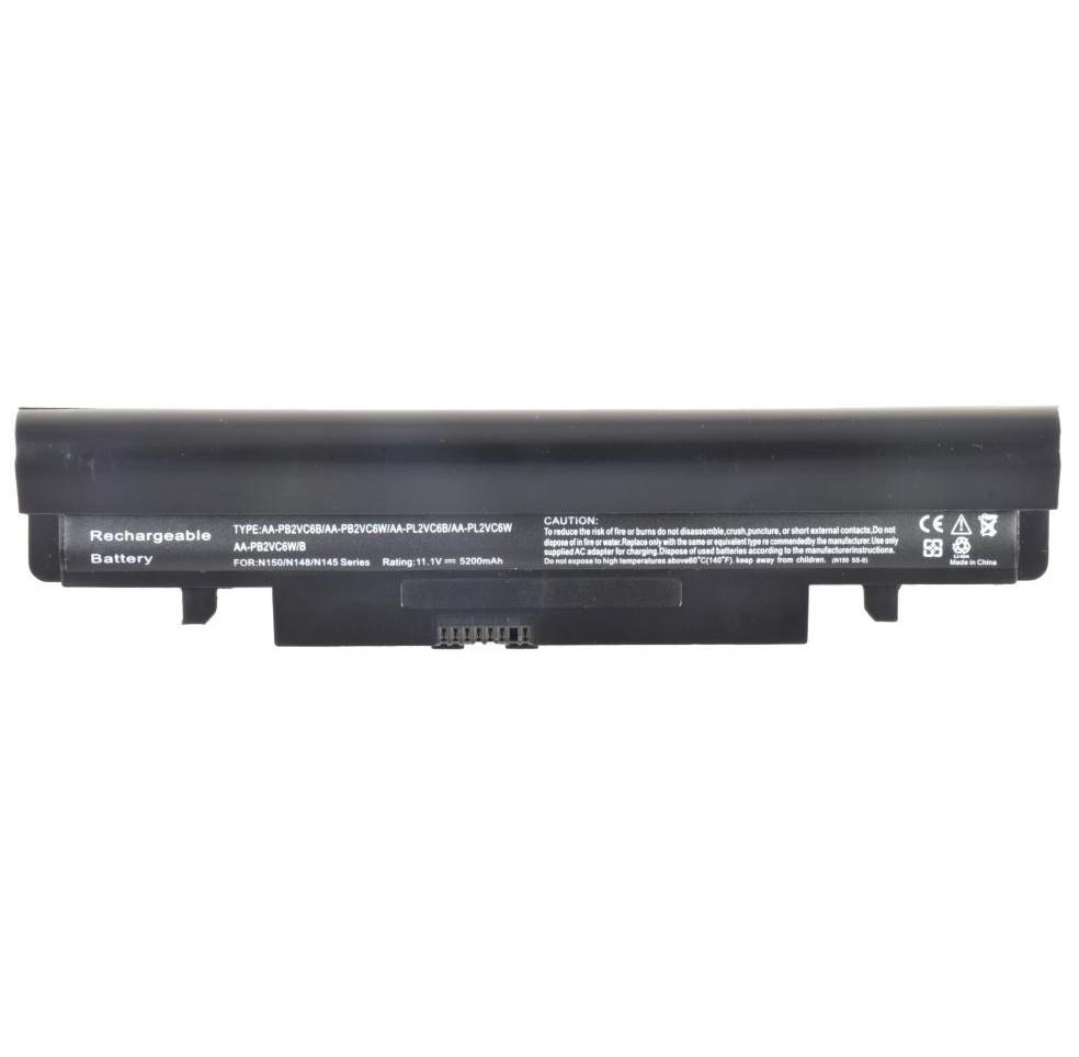 Батарея для ноутбука SAMSUNG N145 N148 N150 белый