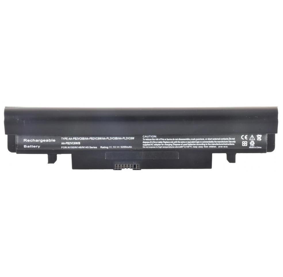 Батарея SAMSUNG N145 N150 N148N150-JA09 N150-JP0G N150-JP01 N148-DP01 N148-DP03 N148-DP07