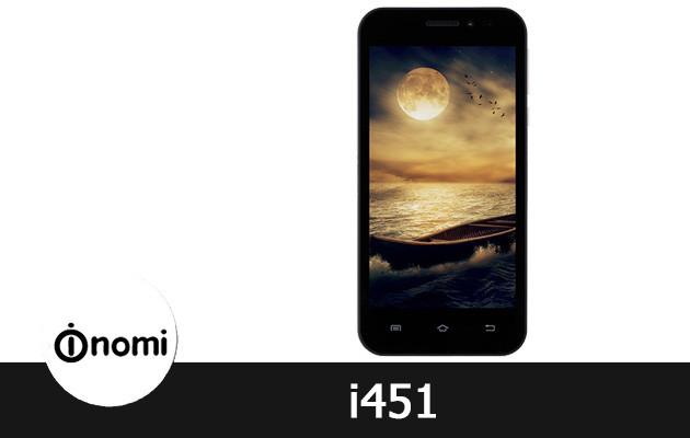 Чехлы, защитные стекла для Nomi i451 Twist