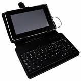 Чехол с клавиатурой для планшета 7 дюймов, фото 3