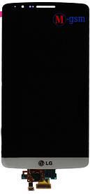 Дисплейный модуль LG D690 G3 Stylus белый