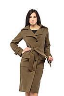 Женское пальто ПВ-17 Хаки, фото 1