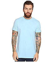 Голубая мужская футболка (Комфорт)