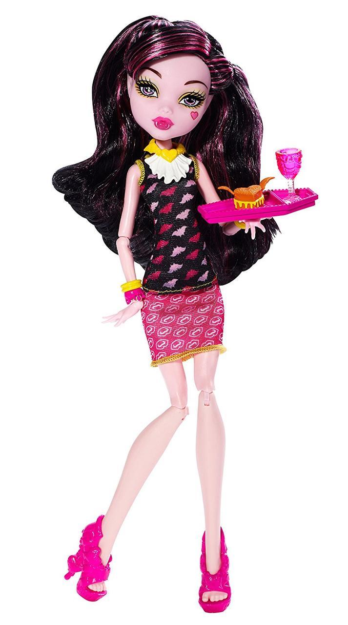 Кукла Монстер Хай Дракулаура Крипатерия (Monster High Creepateria Draculaura Doll)