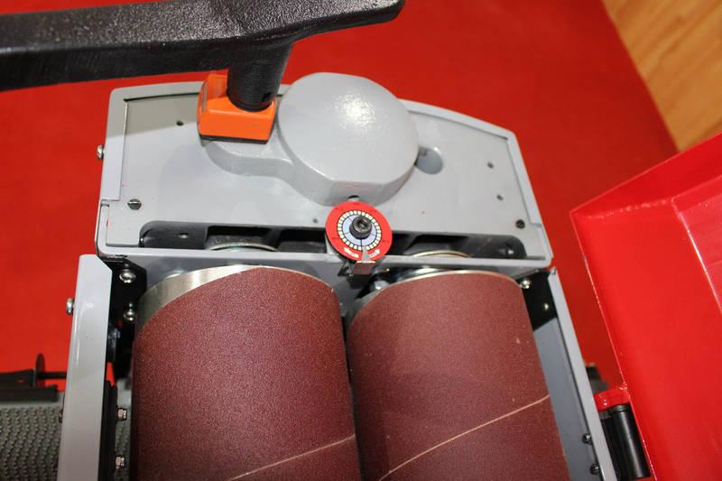 Калибровально-шлифовальный станок Holzmann ZS 640P, фото 6