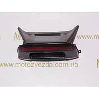 Спойлер Suzuki Sepia CA1EB темно-серый