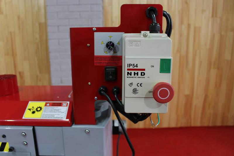 Калибровально-шлифовальный станок Holzmann ZS 640P, фото 4