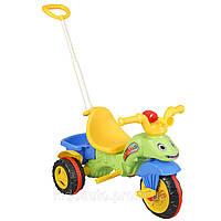 Детский трехколесный велосипед Pilsan ACATERPILLAR ( Катерпилар 07-128)