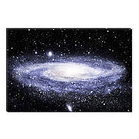 Светящиеся Картины Startonight Черно Белая Галактика Космос Печать на Холсте Декор стен Дизайн Интерьер