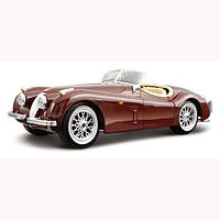 Авто-конструктор - JAGUAR XK 120 ROADSTER 18-25061