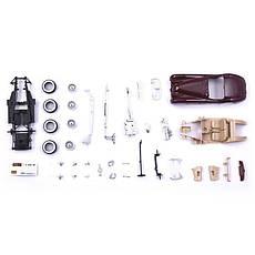 Авто-конструктор - JAGUAR XK 120 ROADSTER 18-25061, фото 3