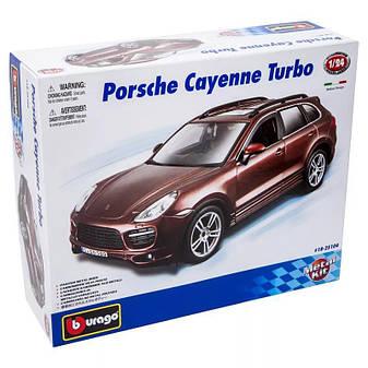 Авто-конструктор - PORSCHE CAYENNE TURBO 18-25104, фото 2